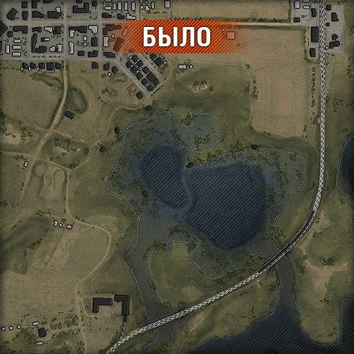 Izmene na mapi Live Oaks