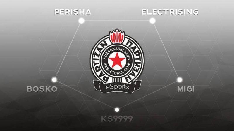 KK Partizan osnovao League of Legends tim