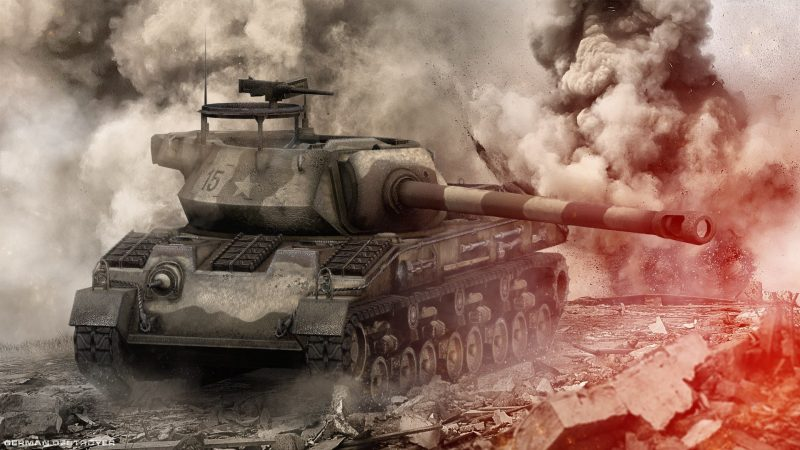 Najbolji tier 8 teški tenk