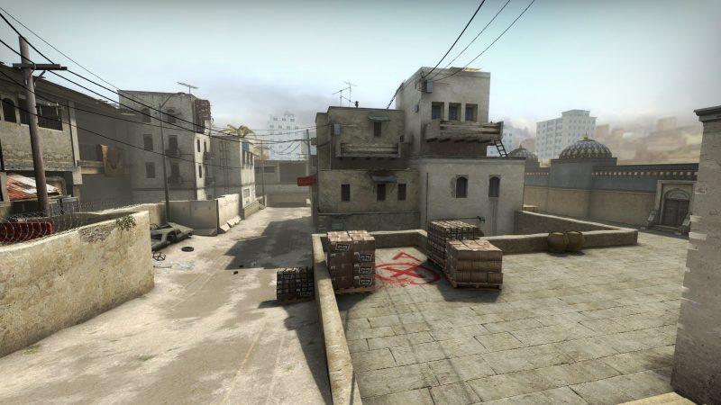 Mapa Dust2 će biti izbačena iz takmičarskog dela CS:GO