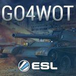 ESL Go4WoT Europe Cup #305 - TWB-Gaming osvojio prvo mesto
