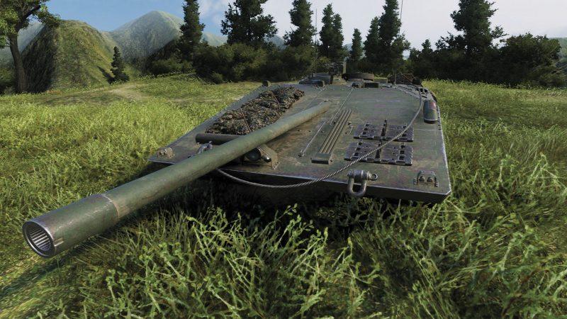 World of Tanks Turnir: Bitka za Strv S1
