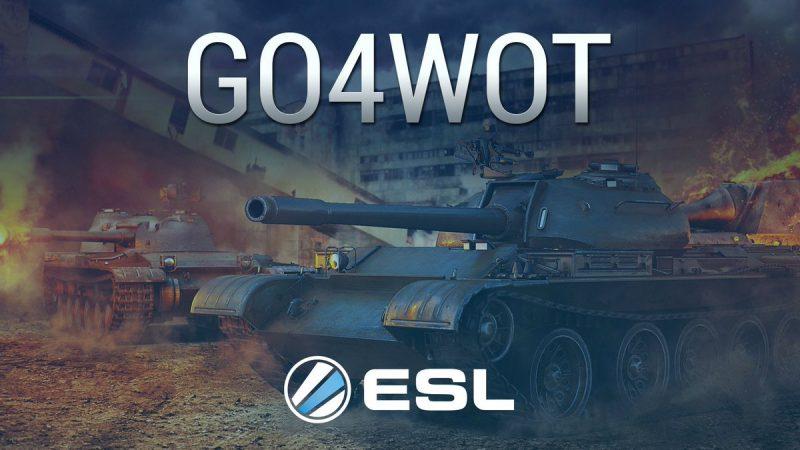 ESL: Go4WoT Europe Cup 310 - Rezultati