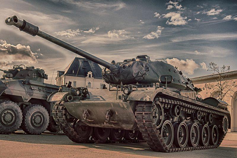 Sandbox Update: Tehničke karakteristike topova tenkova M41 Walker Bulldog i T49