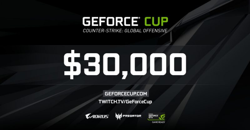 GeForce cs:go