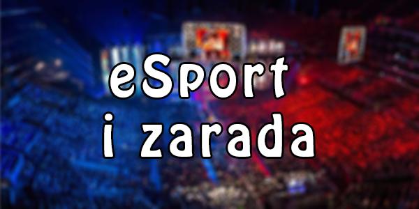 eSport i zarada Srbija