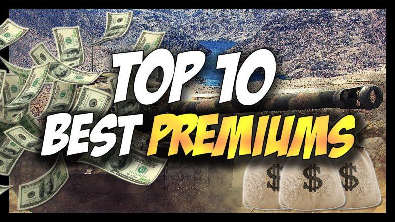 top 10 premium tenkova