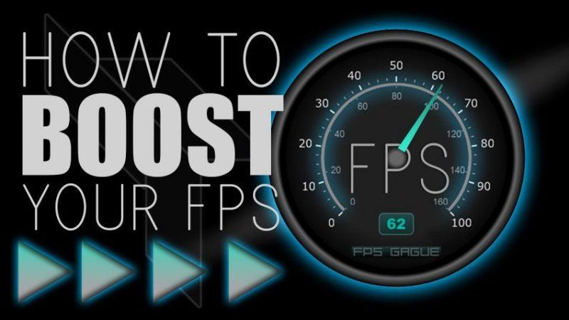 Kako povecati FPS