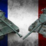 francuski medium tenkovi dobijaju oklop