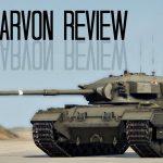 Caernarvon tier 8 britanski heavy tenk