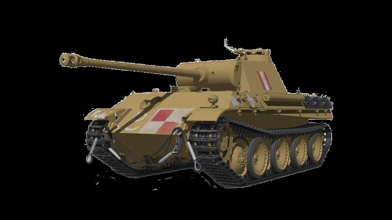 pudel poljski tenk