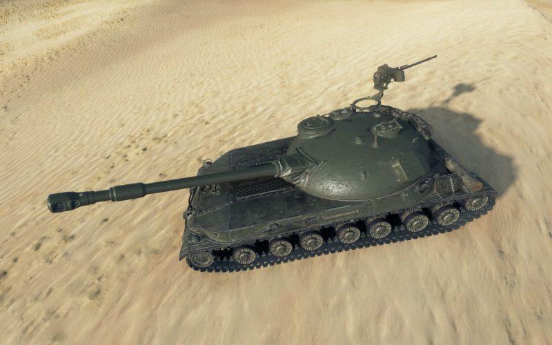 STG Sovjetski premium tier 8 medium tenk