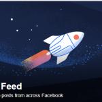 Explore feed