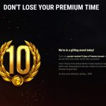 Dobio sam 10 dana premiuma – World of Tanks