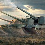 artiljerija Sandbox update: Izmenjene tehničke karakteristike - tier X artiljerije