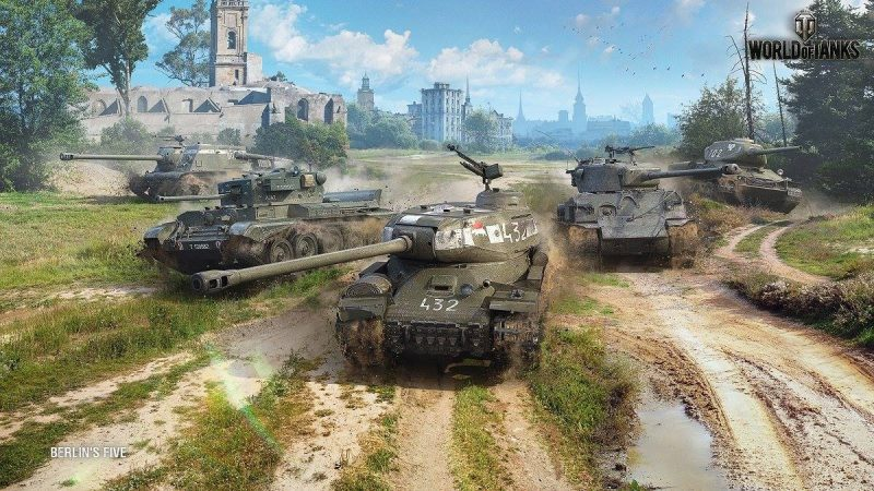 World of Tanks 9.19 patch – moguci datum izlaska