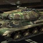 Sovjetska zver IS - 3 tier 8 heavy tenk