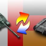AMX 50 Foch B postaje novi Waffenträger auf E 100?