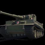 Heavy tank no. VI