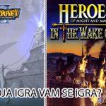 Koja igra vam se igra warcraft 3 ili heroes 3