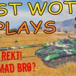 best wot replays #2 skill4ltu get rekt